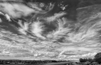 DM New Mexico Sky Scape John Lowin