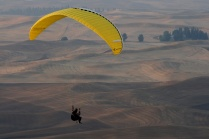 HM DPJ Gliding Over the Palouse